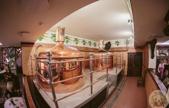 Живое пиво от Частной пивоварни Антонова