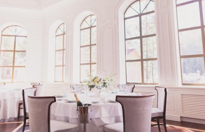 Банкетный зал для свадьбы в Уфе «White Hall»